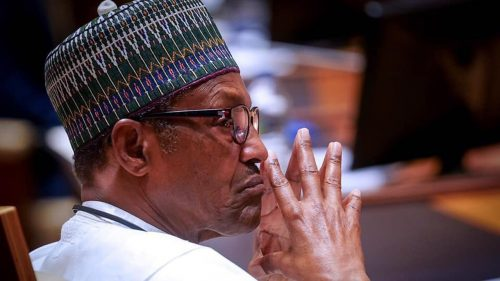Buhari to Nigerian youths: End street protests, dialogue with govt on police reforms