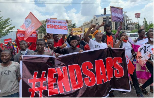 #EndSARS protests, human Security and good governance in Nigeria
