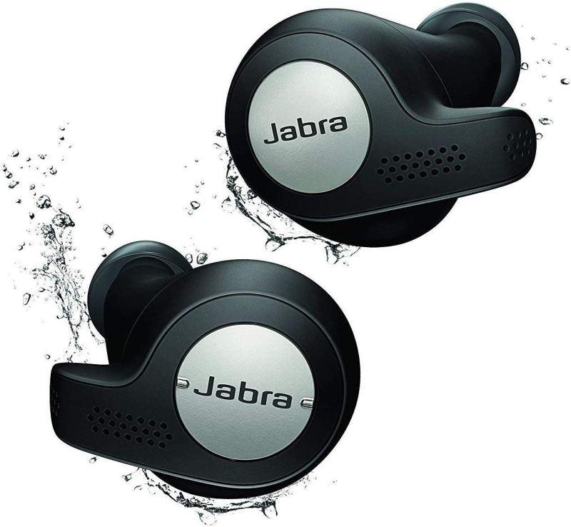 migliori cuffie per lavorare da casa, migliori auricolari per lavorare da casa, Jabra Elite Active 65t