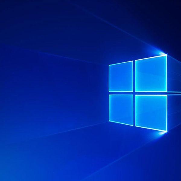 windows 10 configurazione