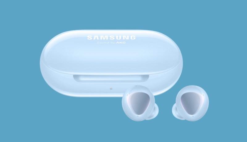 migliori cuffie per lavorare da casa, migliori auricolari per lavorare da casa, Galaxy Buds Plus