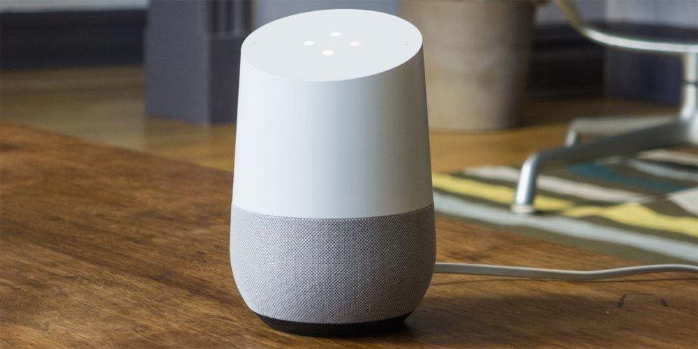 google home funzioni