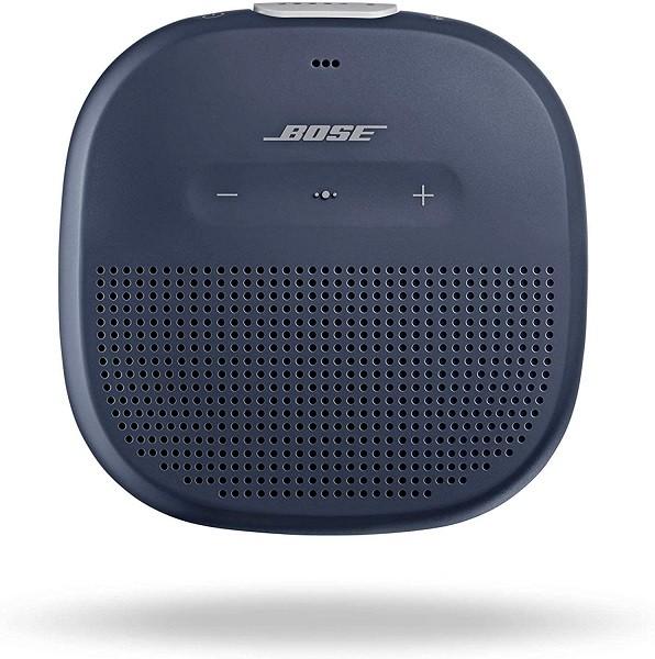 Bose SoundLink Micro (costa circa 100 euro) offre un suono impressionante per le sue dimensioni ed è completamente impermeabile.