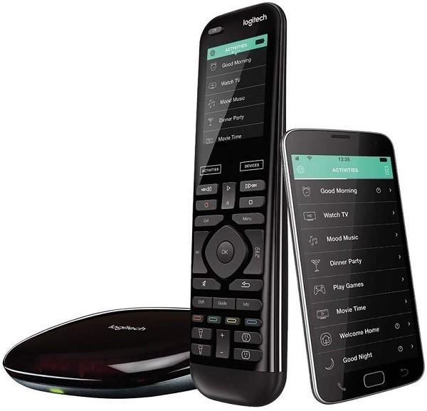 Logitech Harmony il miglior telecomando universale