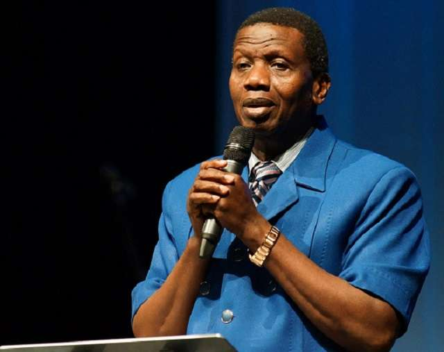 Pastor Adeboye reveals only way COVID-19 can disappear completely