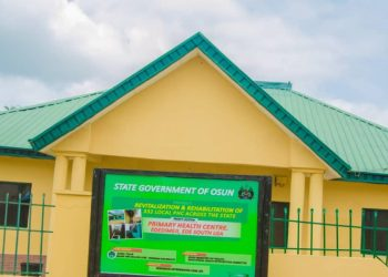 Osun Health Sector Revitalisation: Imports and Takeaways