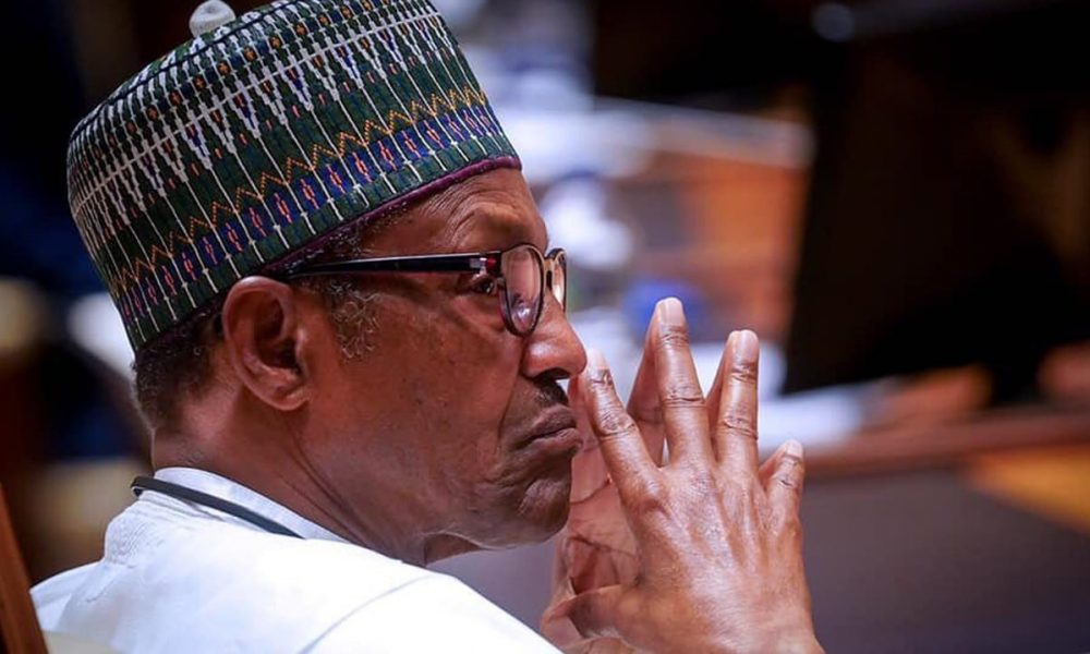 Buhari under fire 'for pardoning Ambrose Alli after overthrowing him in 1983'