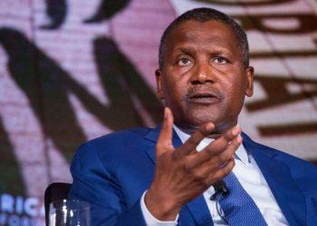 Dangote Writes Ohanaeze Over Influx Of Almajiris To Nigerias South