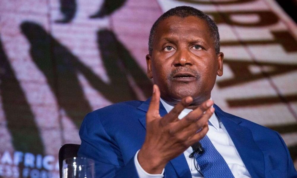Dangote Writes Ohanaeze Over Influx Of Almajiris To Nigerias South