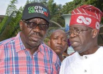 EDO GOV: Obaseki, 7 APC govs meet Tinubu