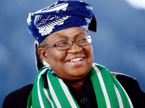 President Buhari Nominates Ngozi Okonjo-Iweala As DG, World Trade Organization
