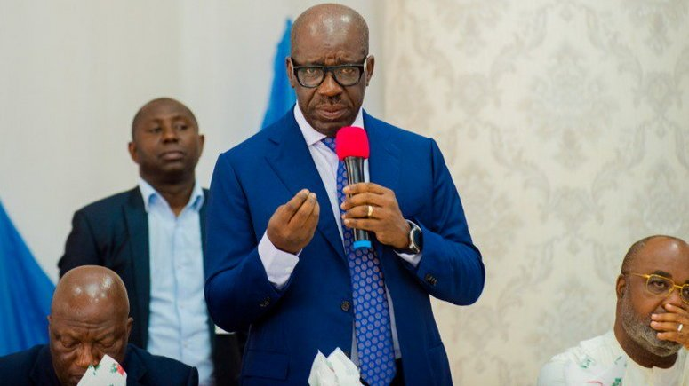 I Regret Not Joining PDP Before Now  Obaseki
