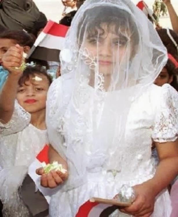 Yemen 8 year old girl dies from internal injuries on