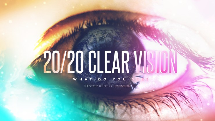 20/20 Clear Vision: What Do You See? Image
