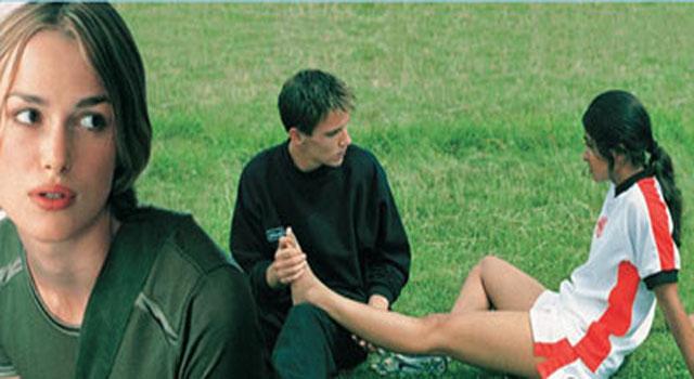 Keira Knightley And Parminder