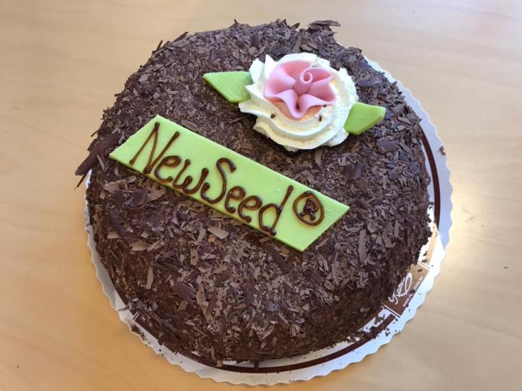 NewSeed Registered trademark
