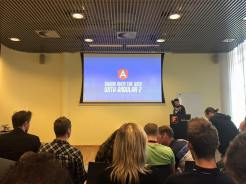 At The Frontend CPH 2016 Angular2