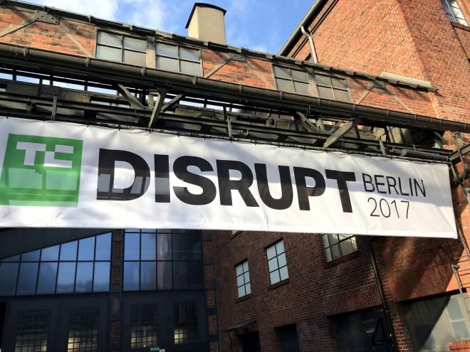disrupt hackathon 2017 entré