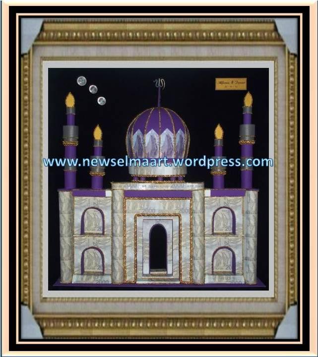 Mahar Masjid  HANTARAN  UANG MAHAR