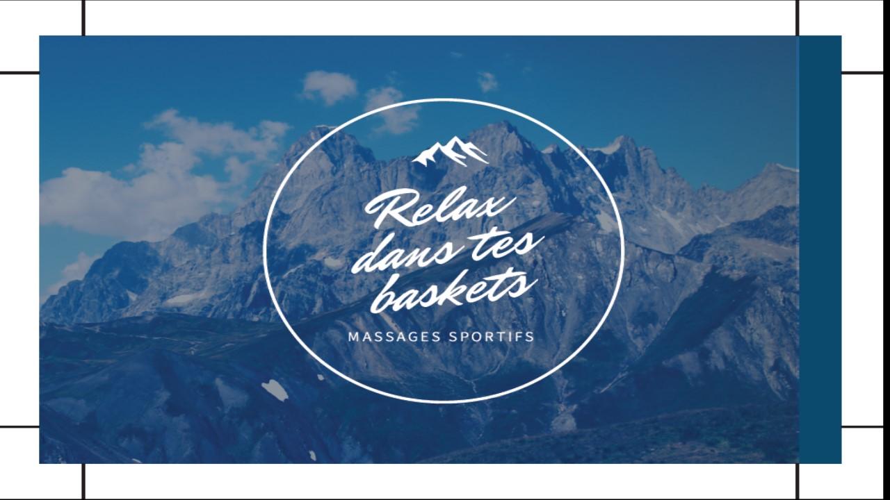 GENAS | «Relax dans tes baskets» pour des massages sportifs au Top !