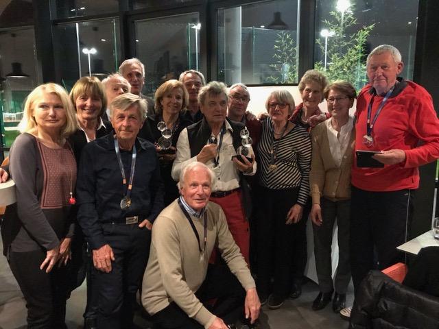 Tennis | Belles perfs des équipes AURA en coupe de France