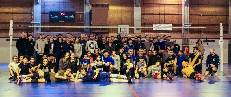 DECINES   Retour sur le tournoi caritatif du CSD Volley