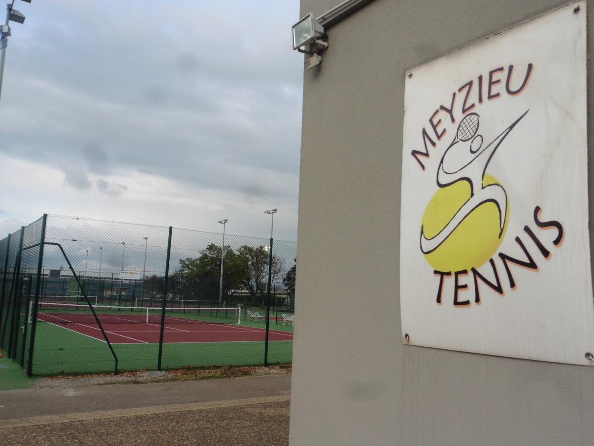 MEYZIEU | Les résultats de mardi à l'Open de tennis