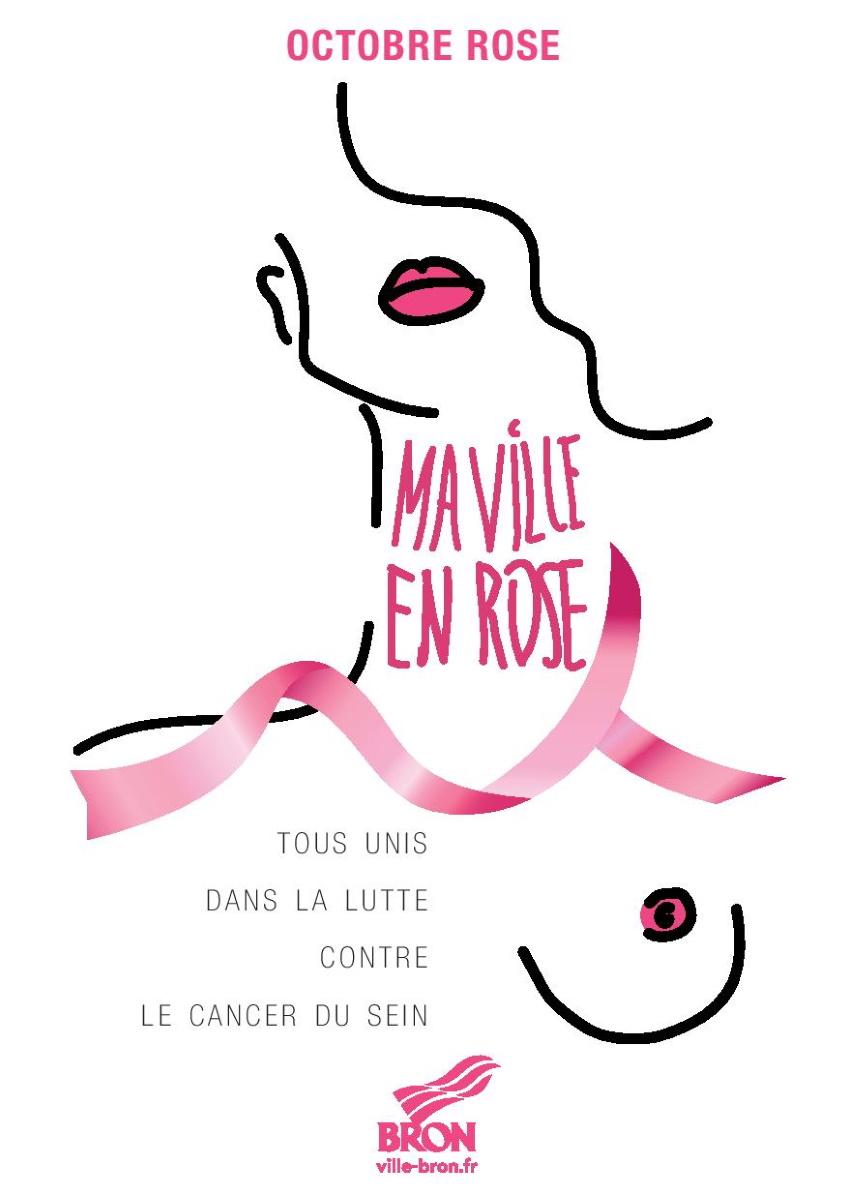 BRON   Octobre rose > la conférence médicale est en ligne !