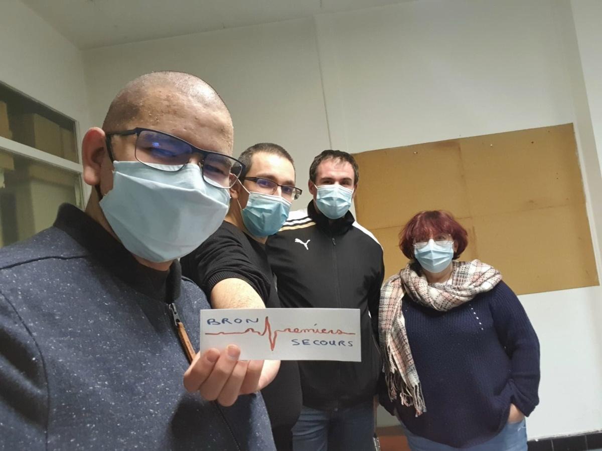 1 jour, 1 association | Bron premiers secours