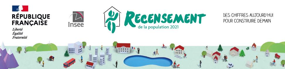 Pas de recensement de la population en 2021