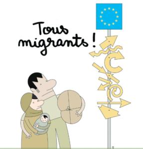 VAULX-EN-VELIN | Exposition « Tous migrants »