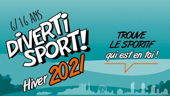 LYON | Activités Divertisport hiver 2021 > inscrivez-vous