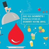 LYON 2 | Régalez vous en donnant votre sang