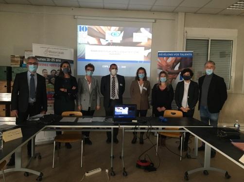 VAULX-EN-VELIN | L'association 10pour10 a continué son activité d'accompagnement