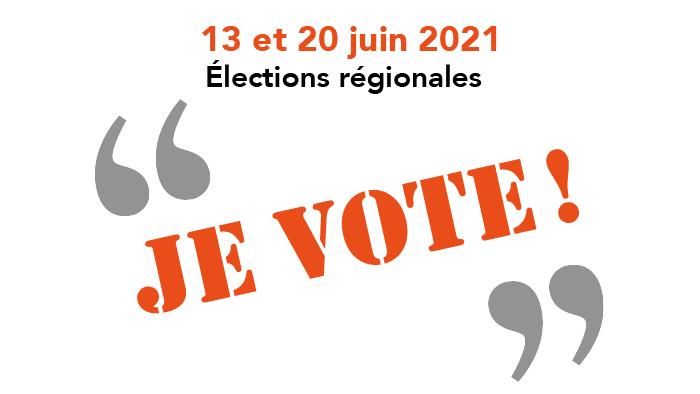Elections régionales en juin prochain
