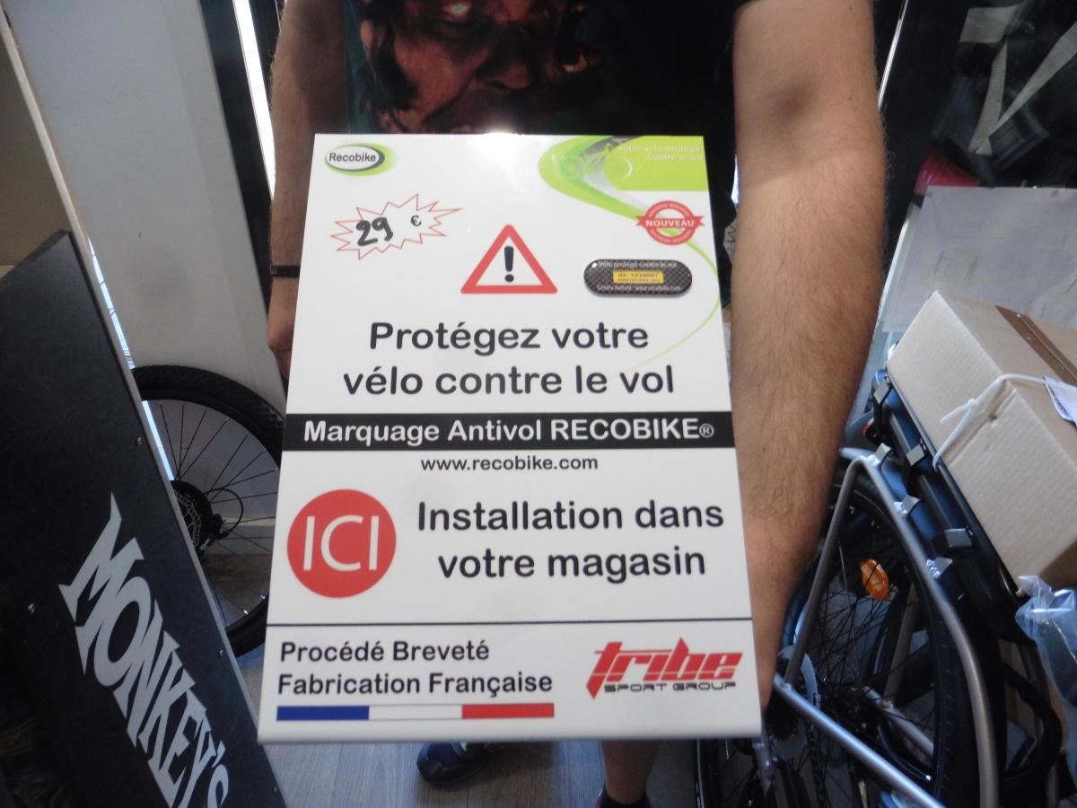 GENAS | O2 Vélo > marquage antivol et obligations