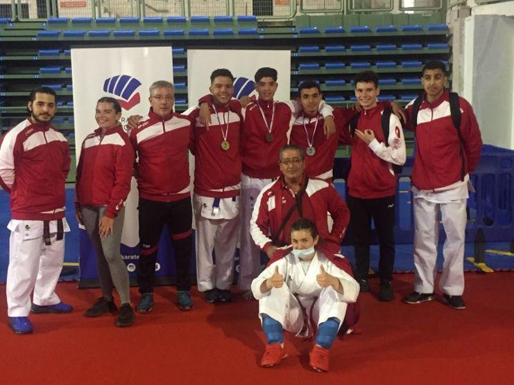 Vénissieux   Sen No Sen > championnat France karaté : 3 médailles, 1 titre