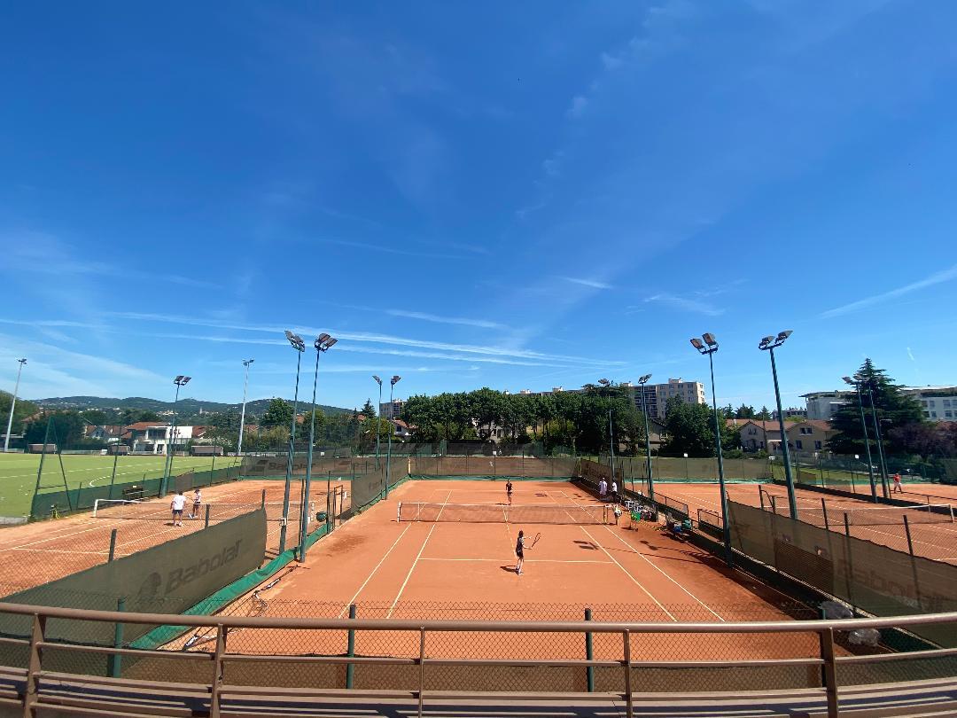 CALUIRE   FCL Tennis » une baisse des effectifs et un chiffre d'affaires impacté «