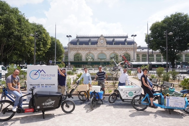 LYON | Les Boîtes à Vélo «profitez de l'expertise et l'expérience de nos membres»
