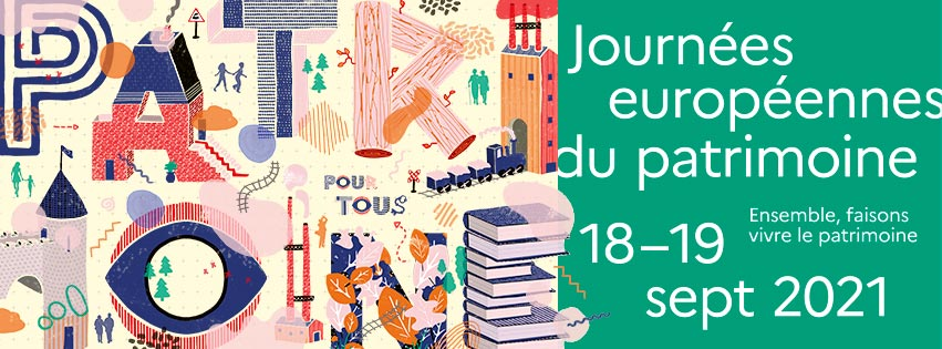 Journées Européennes du Patrimoine > 38° édition