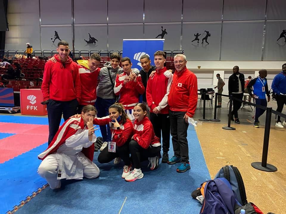 VENISSIEUX | Sen No Sen > médaille de bronze à la Coupe de France seniors