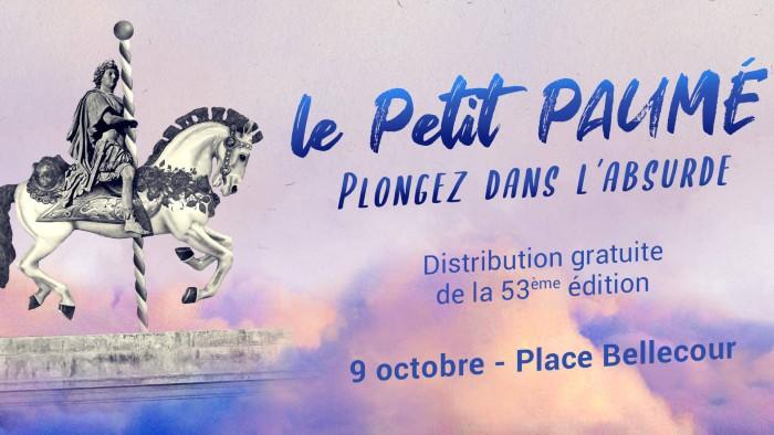 LYON 2 | Lancement du Petit Paumé