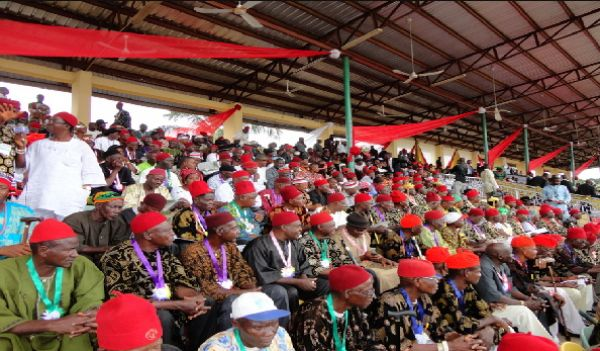 Significance of 'Red Cap' in Igbo culture