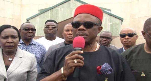•Governor Obiano