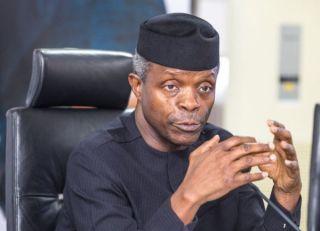 •Vice President Osinbajo