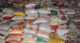 Image result for Customs intercepts more than 4,000 bag of smuggled rice