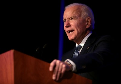 Biden urges governors to 'listen to Dr. Fauci' as they reopen their states