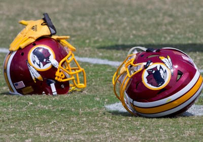 Washington's NFL team is dropping its name and logo after 87 years. A new name has not been announced.