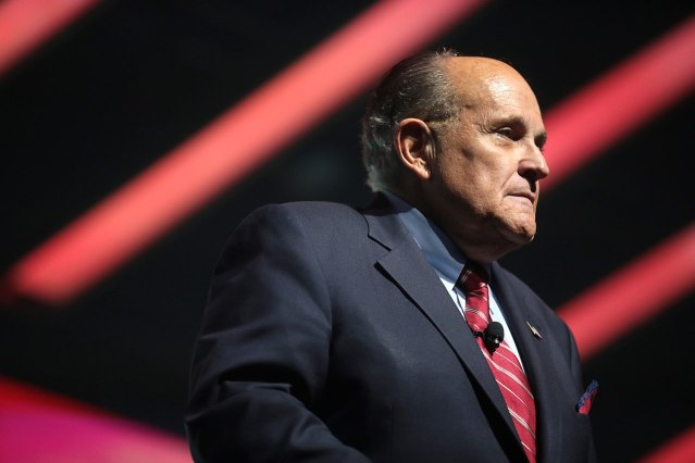 Dominion Voting Systems sues Rudy Giuliani over false election claims, seeks $1.3 billion