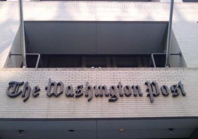 Media Bias Fact Check Downgrades the Washington Post